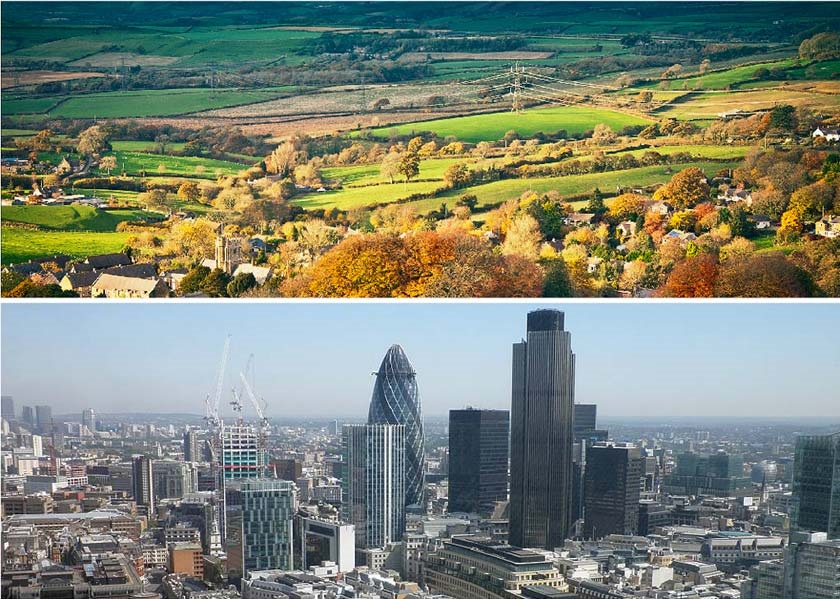 city lifestyle vs country lifestyle If there's no financial benefit to living in the suburbs vs living in the city, it must be about lifestyle dan and heather enjoy spending time with the kids in their big backyard, and having friends over for bbq's in the summer.