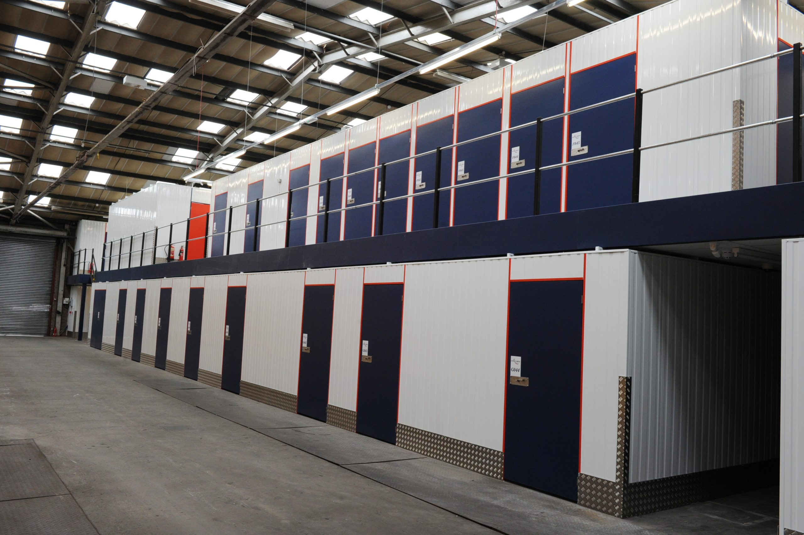 self-access-storage-wolverhampton